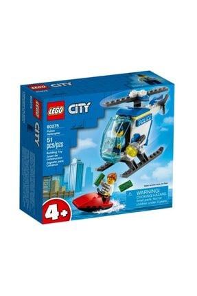 LEGO City Polis Helikopteri Yapım Seti 60275