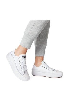converse Kadın Chuck Taylor All Star Move Platform Ayakkabı 570257c-102