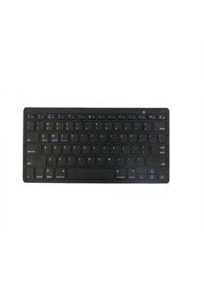 TahTicMer Bluetooth Wireless Q Klavye Tüm Telefon Tablet Macbook Pc Için Uygun Klavye