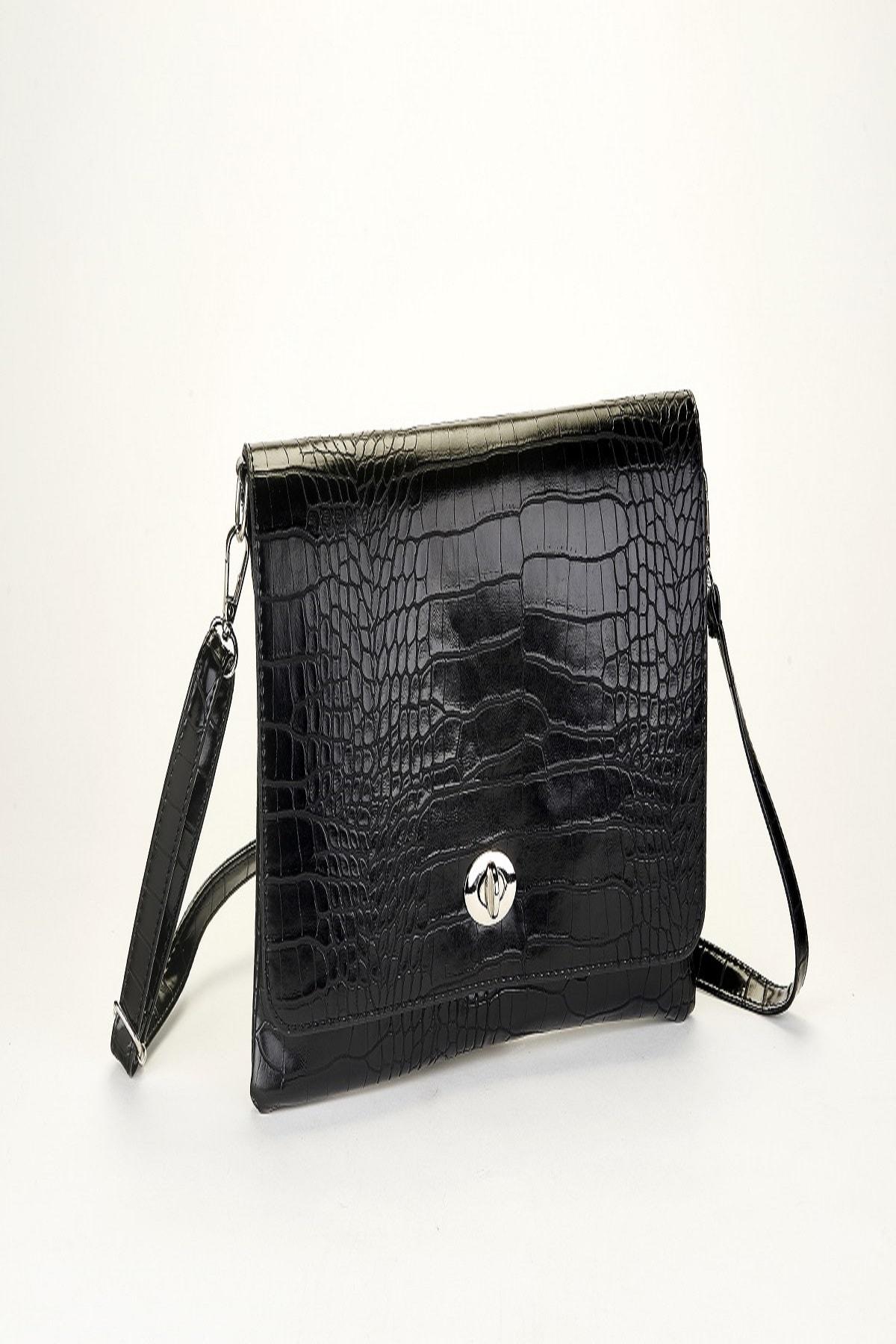 Coquet Accessories Siyah Bellini Clutch 19G3U13N356 1