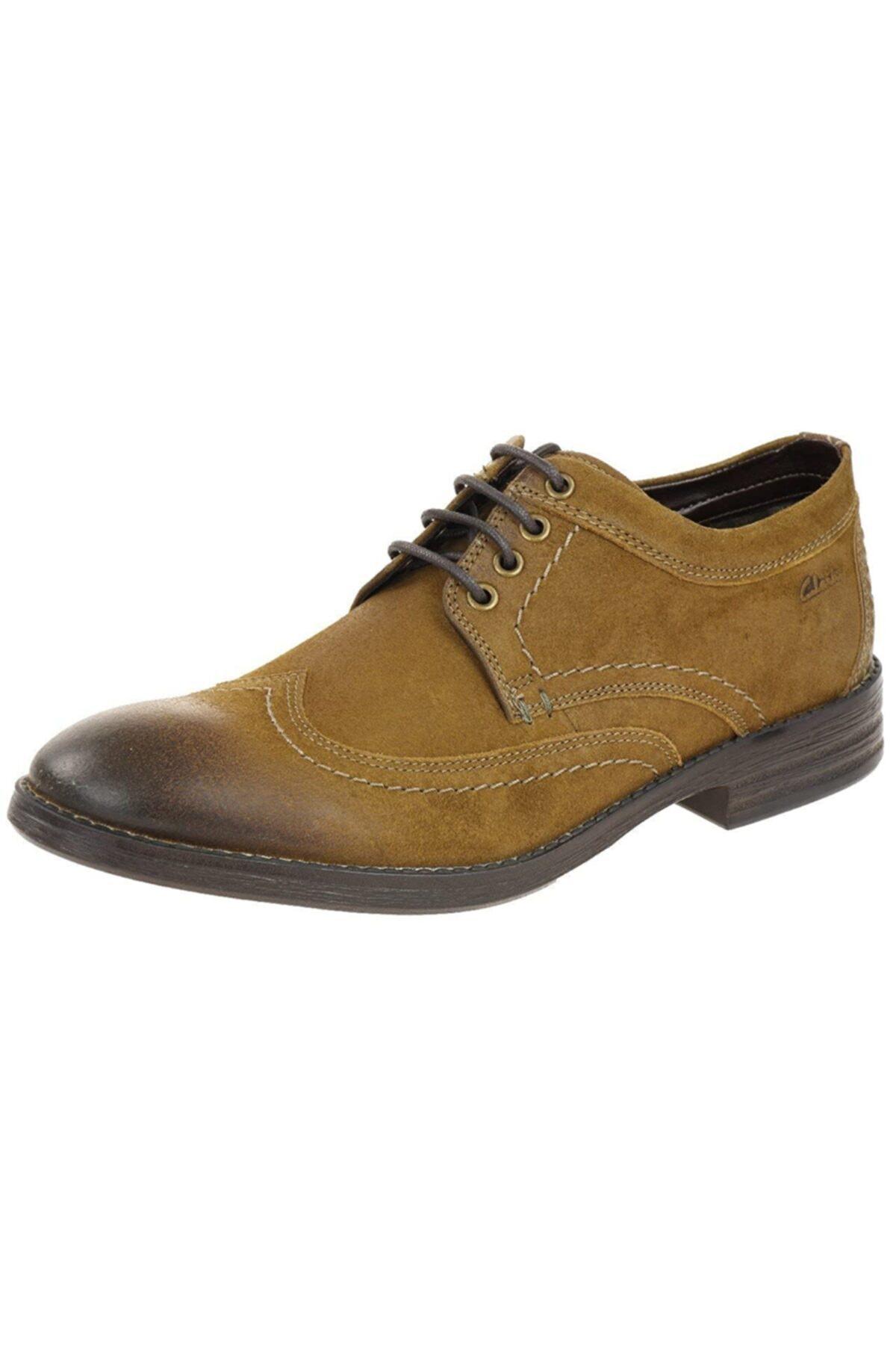 CLARKS Erkek Ayakkabı Büyük Ayaklar Için Şık Bir Seçim Delsin Limit 1