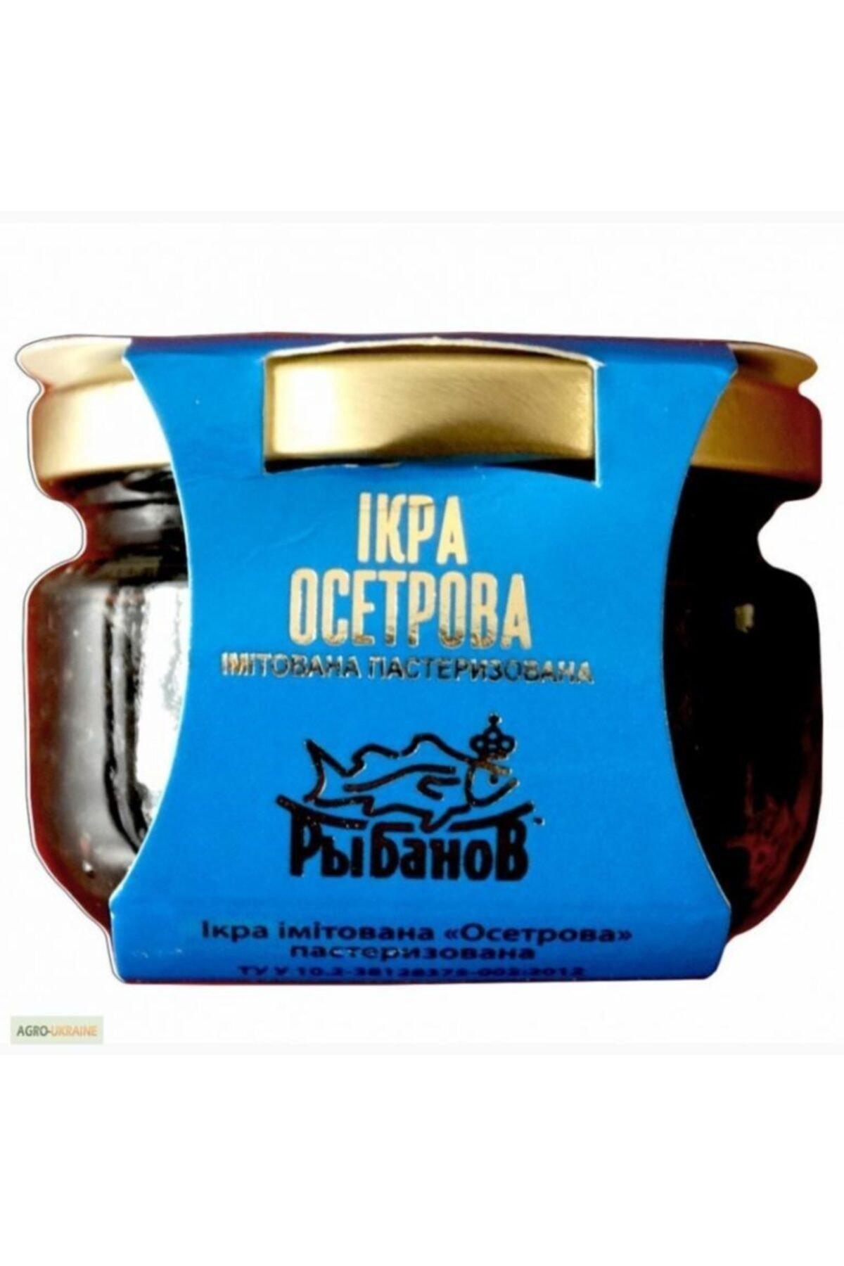 Dardanel Rybanov Siyah Havyar 110gr-asetrin Balığı 1