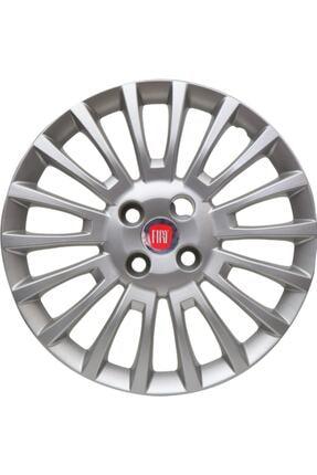 AK JANT Fiat Doblo 15 Inc Kırılmaz Jant Kapağı 4 Adet