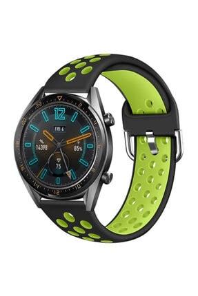 Huawei Watch Gt Kordon Pastel Renkli Silikon 46mm Krd-10