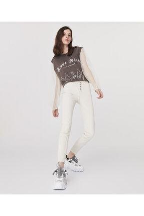 Twist High Rise Skinny Fit Jean Pantolon