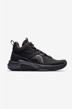Lescon Kadın Siyah Galaxy Basketbol Ayakkabısı