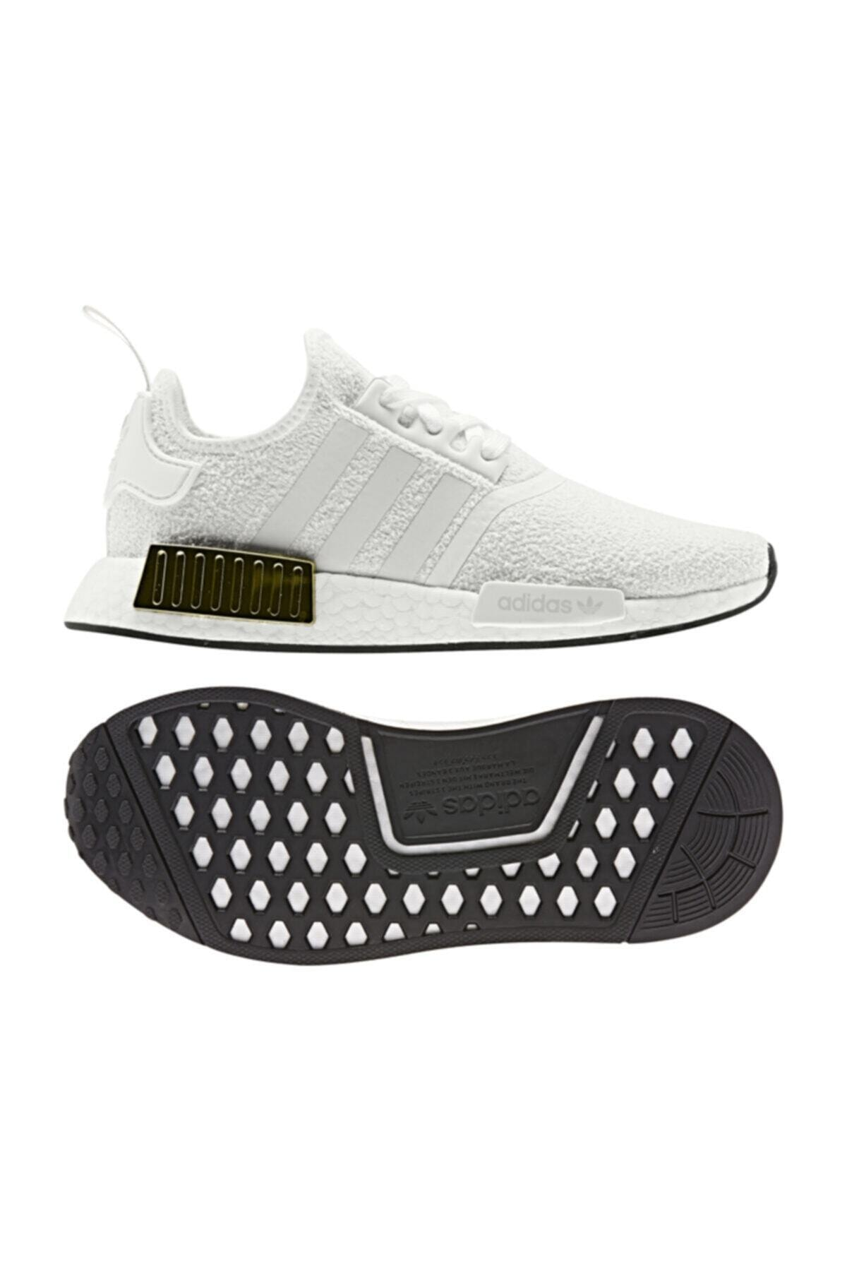 adidas Nmd_r1 W Unisex Krem Sneaker 1