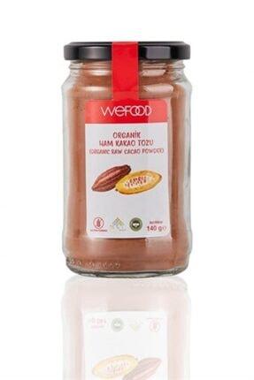 Wefood Organik Ham Kakao Tozu 140 Gr