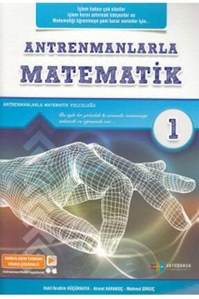 Antrenman Yayınları Antrenmanlarla Matematik 1