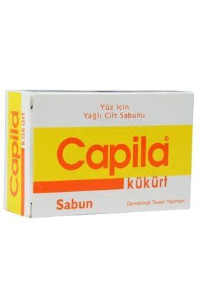 Capila Kükürtlü Sivilce Ve Akneye Karşı Sabun 90 Gr