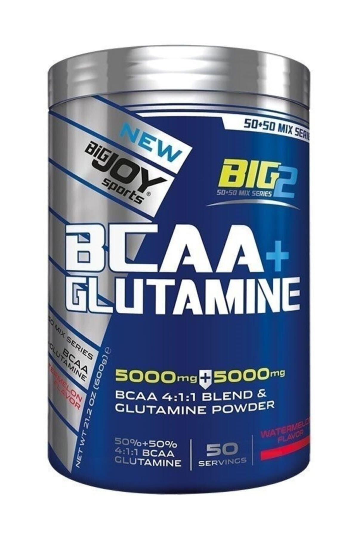 Big Joy Bigjoy Bcaa Glutamine 600 gr - Karpuz Aromalı 1