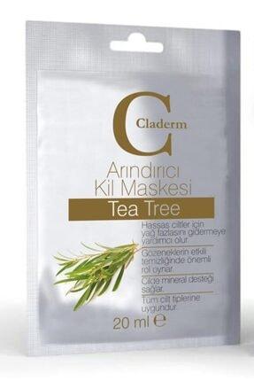 Claderm Kil Maskesi 20 ml Sachet – Tea Tree