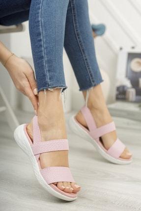 Broow Kadın Pembe Sandalet