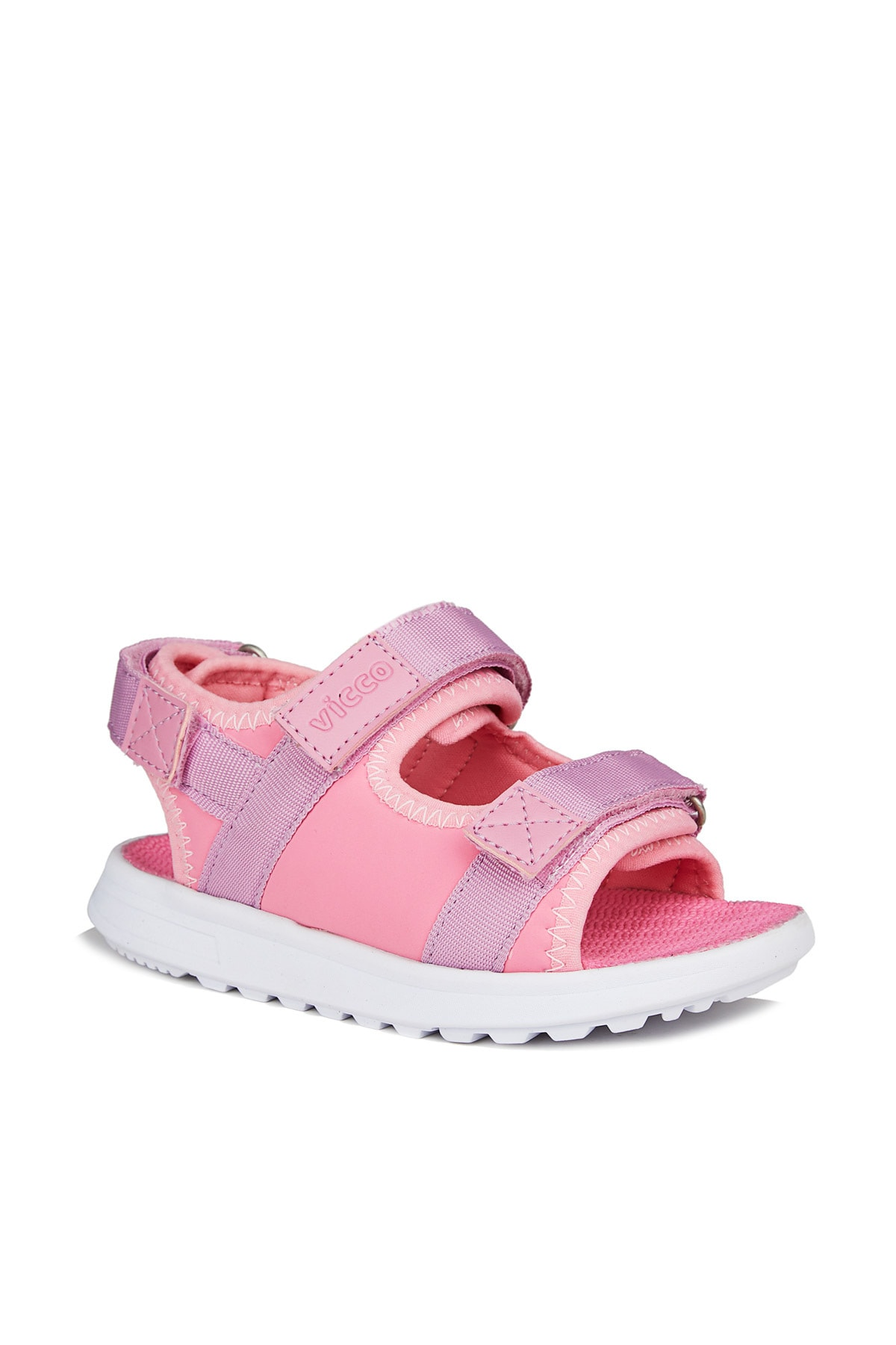 Vicco Bueno Kız Çocuk Pembe Sandalet 1