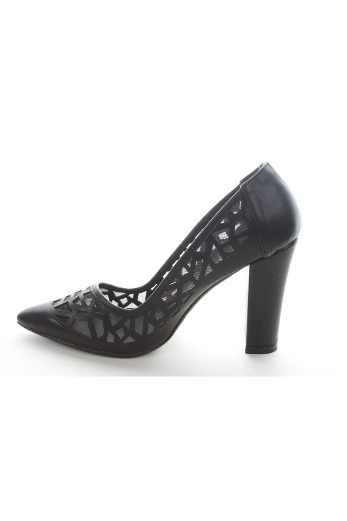 Pandora Ayakkabı Kadın Kırmızı Topuklu Ayakkabı 2