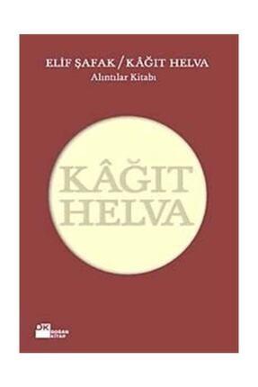 Doğan Kitap Kağıt Helva & Alıntılar Kitabı