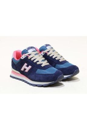 Hammer Jack Kadın Lacivert Ortopedic Sneakers Ayakkabı -
