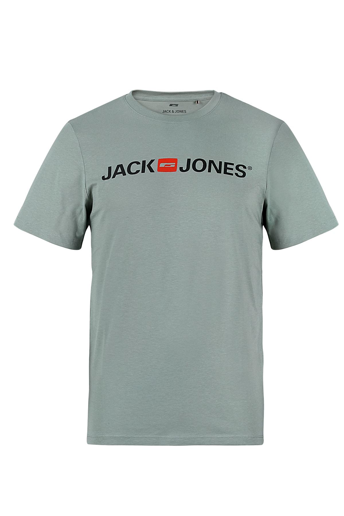Jack & Jones Bisiklet Yaka T-shirt 12137126 Jjecorp 1