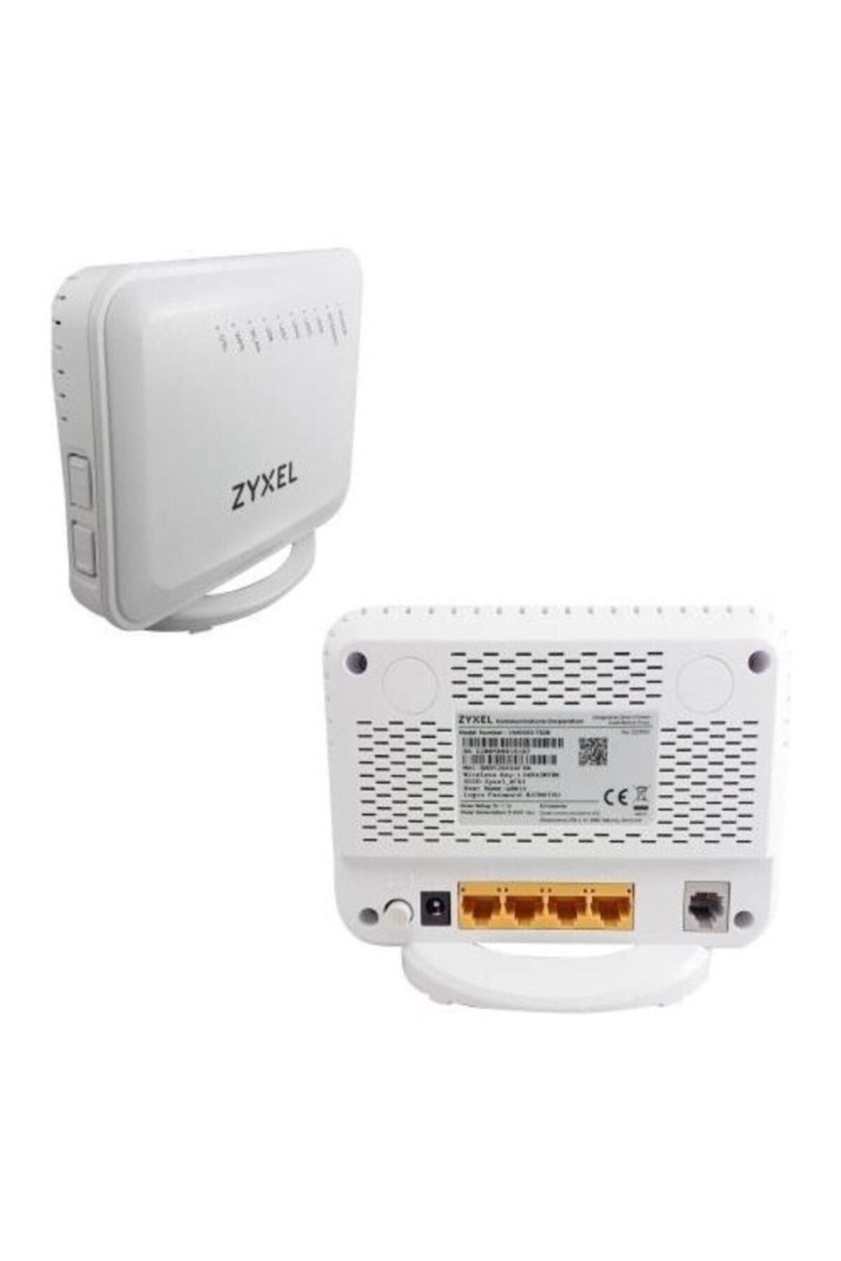 ZyXEL VMG1312-T20B VDSL/ADSL 300Mbps Kablosuz 4-Port Modem 2