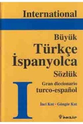 İnkılap Kitabevi Büyük Türkçe Ispanyolca Sözlük 1