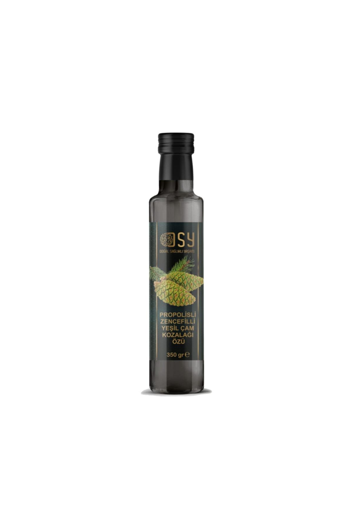 doğal sağlıklı yaşam Yeşil Çam Kozalak Özü 350 Gram 1