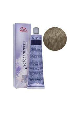 Wella Illumina 8/93 Cendre Altın Sarı Saç Boyası 60 ml