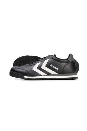 HUMMEL Messmer 23-2 Siyah Gri Erkek Sneaker Ayakkabı 100348871
