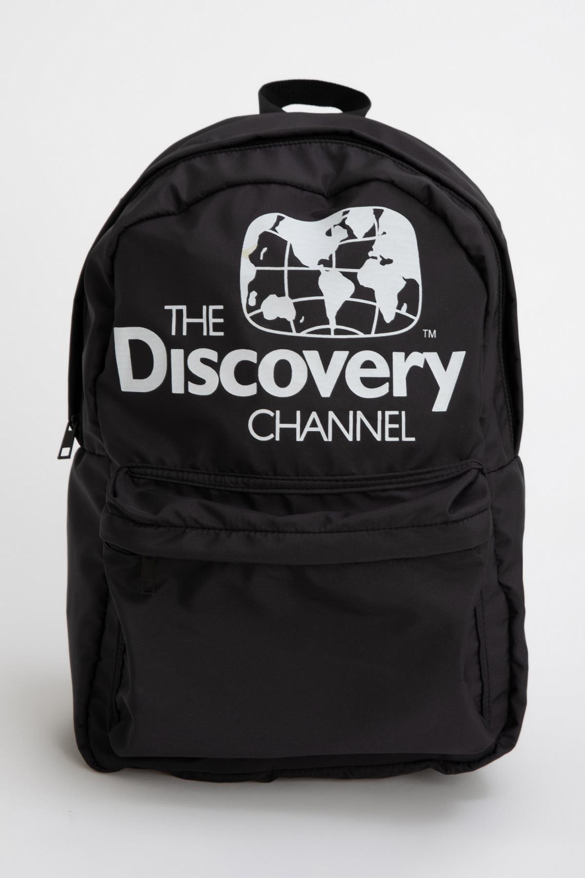 DeFacto Discovery Channel Lisanslı Sırt Çantası T8080A620WN