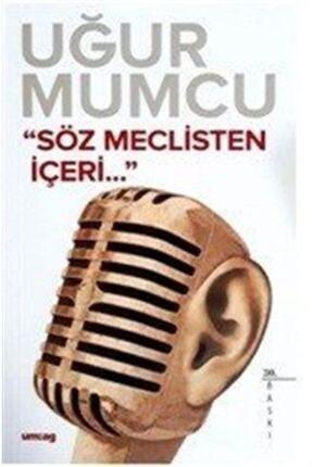 Uğur Mumcu Vakfı Yayınları Söz Meclis'ten Içeri