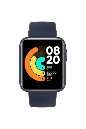 Xiaomi Mi Watch Lite Akıllı Saat - Navy Blue