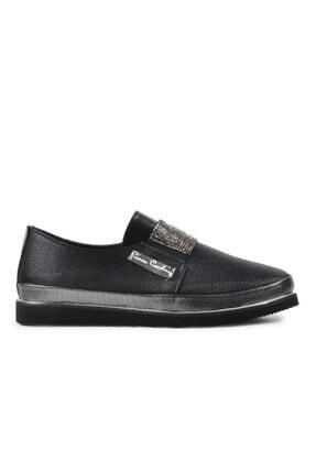 Pierre Cardin Kadın Siyah Günlük Ayakkabı 51225