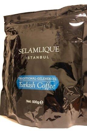 Selamlique Geleneksel Türk Kahvesi, Eko Paket 500 Gr