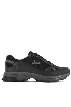 Slazenger Adam I Sneaker Unisex Ayakkabı Siyah Sa11re089