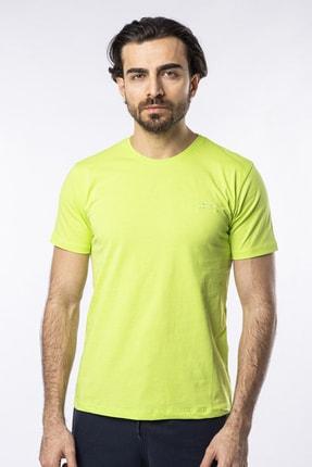Slazenger SANDER Erkek T-Shirt A.Yeşil ST11TE083