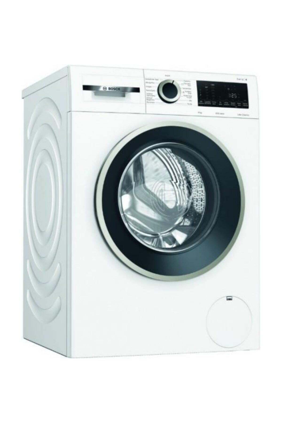 Bosch WGA142X0TR A+++ 1200 Devir 9 Kg Çamaşır Makinesi 1