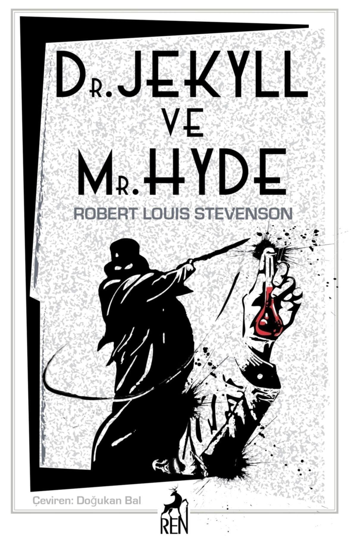 Ren Yayınları Dr. Jekyll Ve Mr. Hyde 1