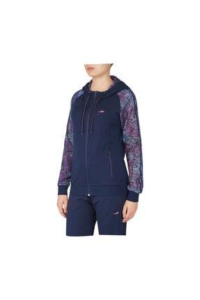 Lescon Kadın  Lacivert  Sweatshirt 17y-2105