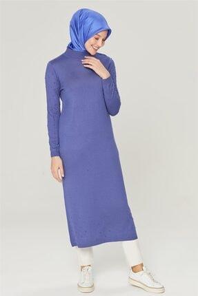 Armine Kadın Lila Triko Elbise 19ka2016