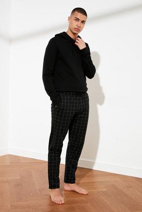 TRENDYOL MAN Siyah Örme Pijama Altı THMAW21PJ0051