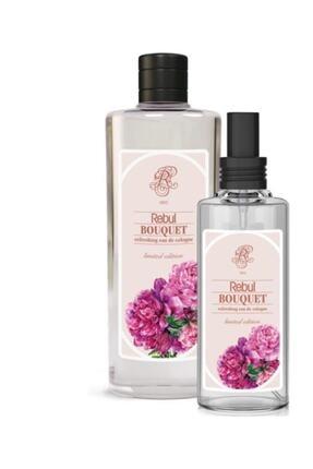 Rebul Kolonya Bouquet Buket 270 ml + 100 ml (Sprey) Set