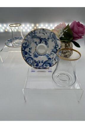 Koleksiyon1 Evoks 12 Parça Çay Bardağı Takım Seti