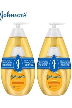 Johnson´s Baby Johnsons Baby Bebek Şampuanı Klasik 750ml+200 Hediye (2 Li Set)