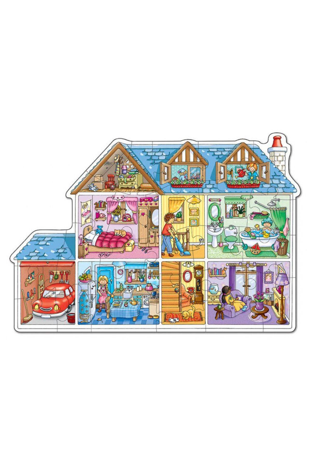 Orchard Toys Puzzle Bebek Evi Yapbozu 245 / 1
