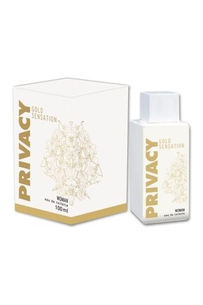 Privacy Gold Sensation  Edt 100 ml Kadın Parfüm  100114981