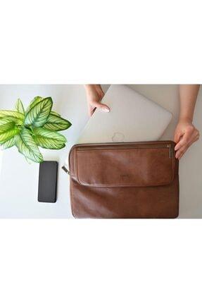 OZPACK Executıve Koyu Kahve Orta Laptop (Macbook Için De Uygundur)