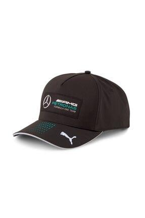 Puma Şapka 2316601 Siyah Mapf1 Bb Cap