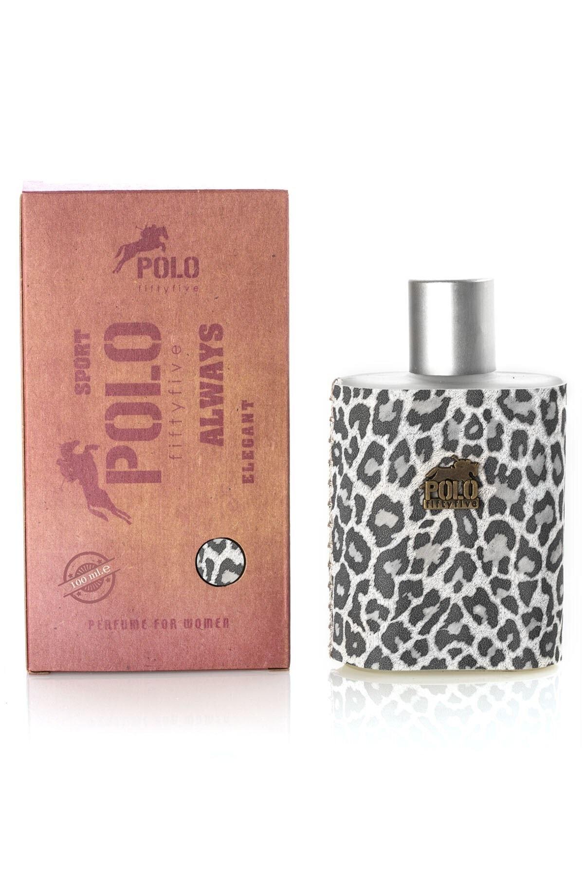 Polo55 P55pw002 Beyaz Kadın Parfüm 1