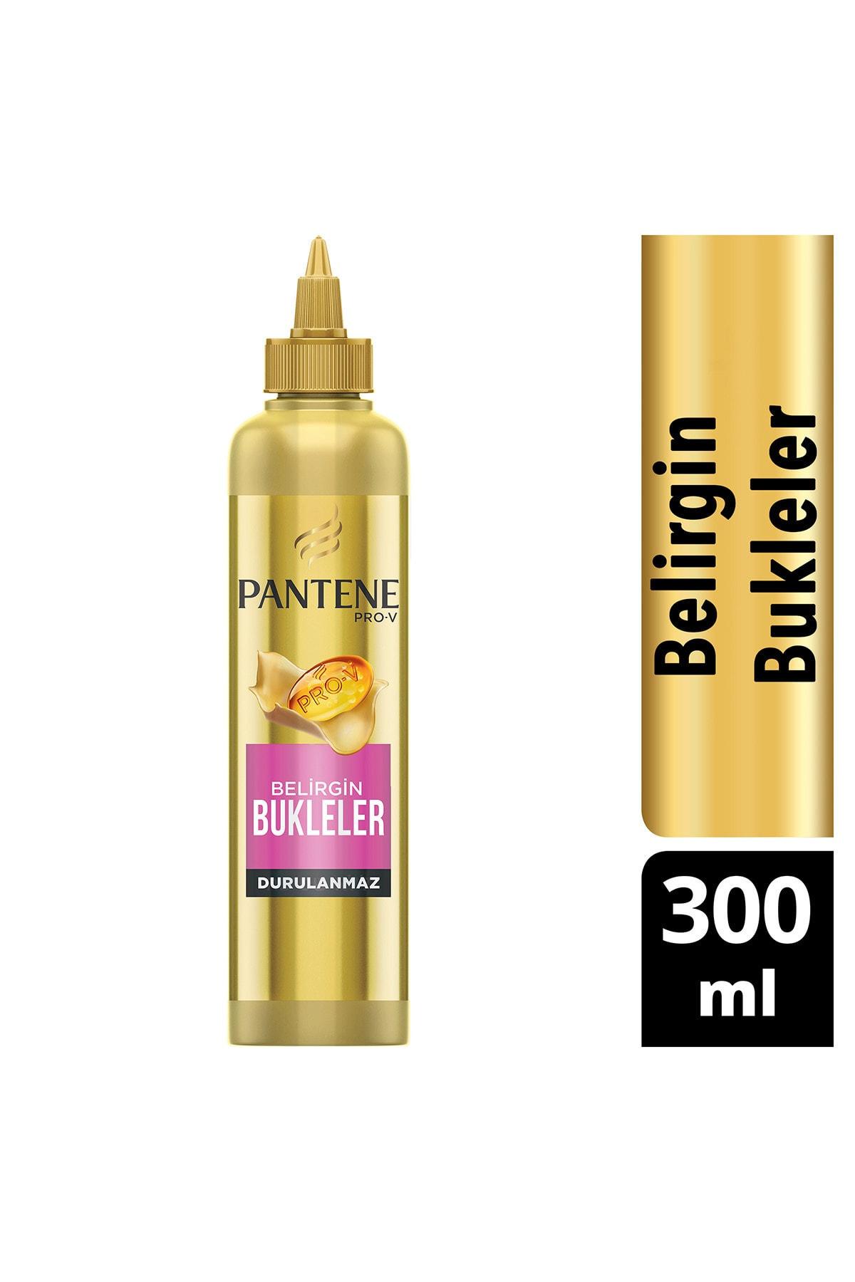 Pantene 7/24 Saç Bakım Kremi Anında Bukle Şekillendirici 300 ml 1