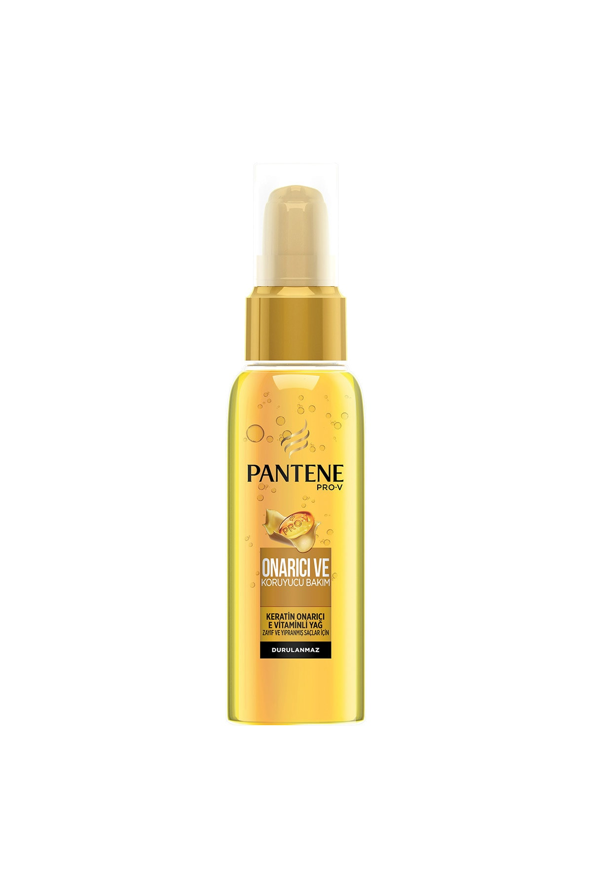 Pantene Keratin Özlü Onarıcı E Vitaminli Saç Bakım Yağı 100 ml 2