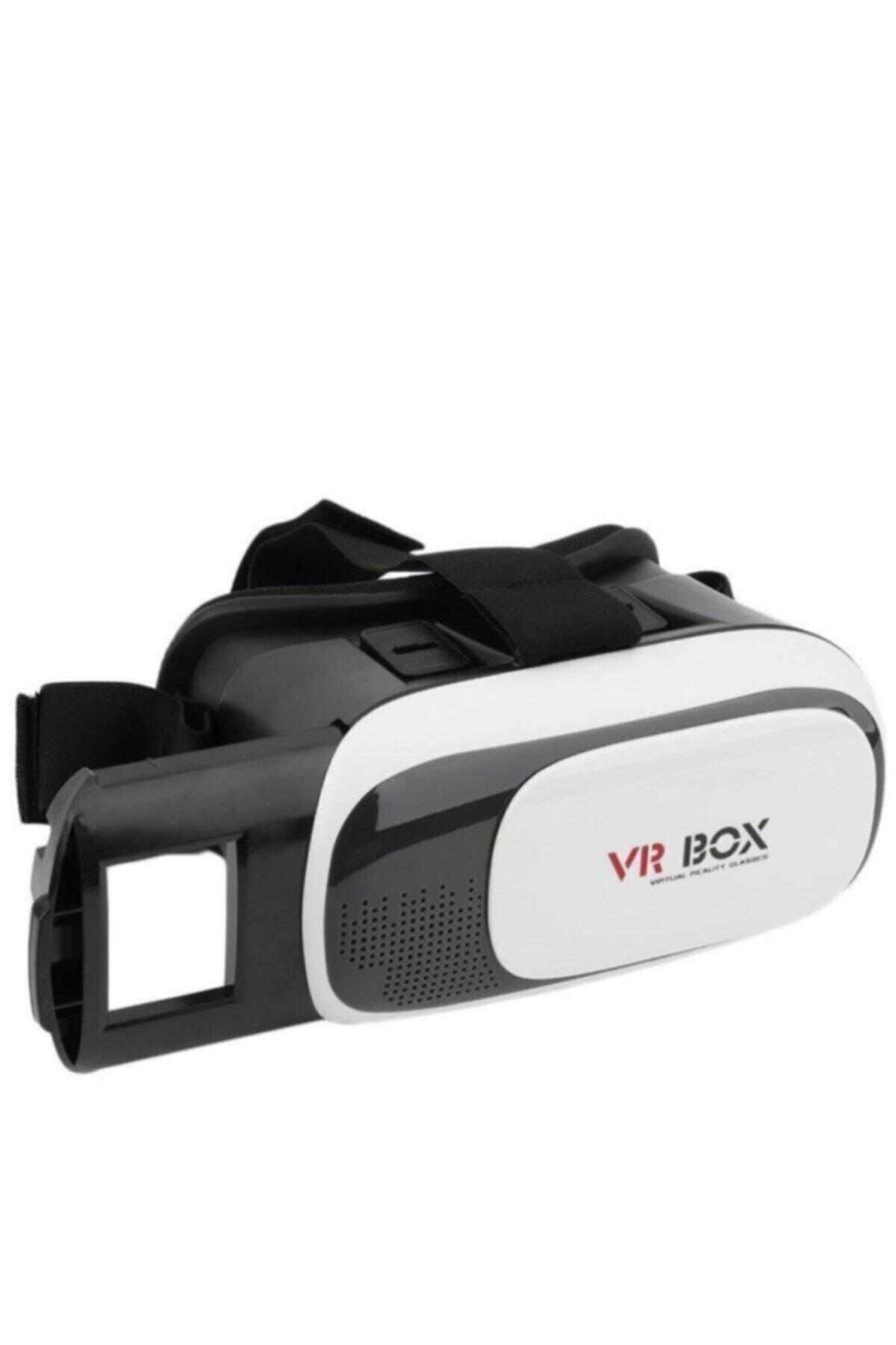 VR BOX Sanal Gerçeklik Gözlüğü 3.0 3d 1
